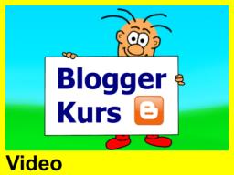 Webinar: Blogger Kurs für Anfänger