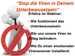 Webinar: Die Viren deines Unterbewusstseins