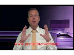 Webinar: Automatisch neue Kunden