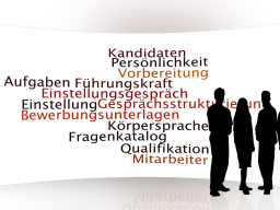 Webinar: Aussagekräftige Bewerbungsunterlagen und Punkten im Vorstellungsgespräch