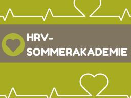 Webinar: HRV-Sommerakademie (für Fortgeschrittene)