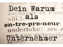Webinar: Dein Warum als Unternehmer