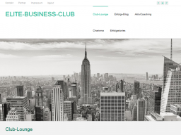 Webinar: ELITE-BUSINESS-CLUB Topthema: IST-Analyse