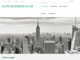 Webinar: ELITE-BUSINESS-CLUB Topthema: IST-Analyse
