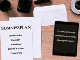 Webinar: Existenzgründung mit Plan und Ziel