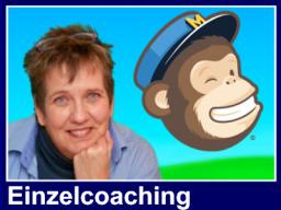 Webinar: Einzelcoaching - MailChimp
