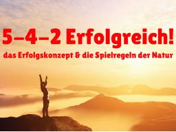 Webinar: 5-4-2 Erfolgreich mit dem Plan der Natur!
