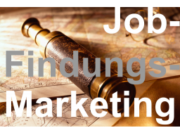Webinar: JobFindungsMarketing zwei / acht
