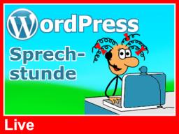 Webinar: WordPress Sprechstunde mit Iris Paul