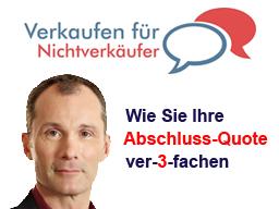 Webinar: Verkaufen für Nicht-Verkäufer