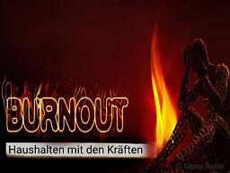 Webinar: Burnout - Haushalten mit den Kräften