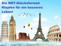 Webinar: Die MET-Glücksformel: Klopfen für ein besseres Leben!