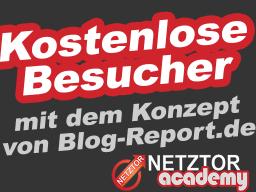 Webinar: ➤ BLOG-REPORT: Kostenlose Werbung für Deinen Blog + Homepage | シ Anwendung + Umsetzung