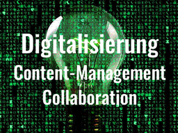 Webinar: Content-Management und Collaboration in Zeiten der Digitalisierung