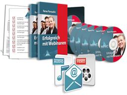 """Webinar: """"Erfolgreich mit Webinaren"""""""