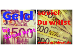 Webinar: Geld soviel Du willst