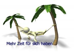 Webinar: Mehr Zeit für sich haben!