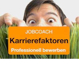 Webinar: JOBCOACH - Karrierefaktoren