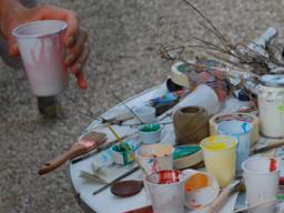 Webinar: Morgen fange ich an.. die Kunst ein Künstler zu sein