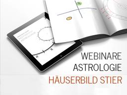 Webinar: Astrologie: Häuserbild Stier