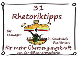 Webinar: Rhetoriktipps für mehr Überzeugungskraft
