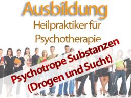 Webinar: Psychotrope Substanzen (Drogen und Sucht)