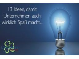 Webinar: Marc Perl Michel - 13 Ideen damit Unternehmen auch wirklich Spass macht