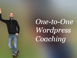 Webinar: One-to-One Wordpress Coaching