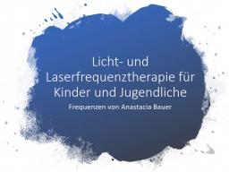 Webinar: Licht- und Laserfrequenztherapie für Kinder und Jugendliche