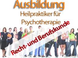 Webinar: Recht und Berufskunde für Heilpraktiker