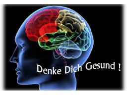 Webinar: Denke Dich GESUND! Block1