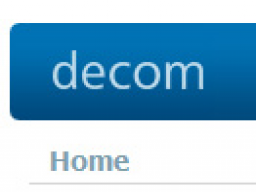 Webinar: decom-Training EN