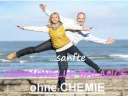 """Webinar: """"TANZ der HORMONE"""" oder sanfte, hormonelle BALANCE - ohne CHEMIE!"""