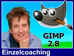 Webinar: Einzelcoaching - Gimp 2.8