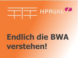 Webinar: Endlich die BWA verstehen! Das ultrakompakte Einsteigerwebinar für Selbstständige und Führungskräfte.