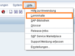 Webinar: Workforce Performance Builder (WPB) - kontextsensitive Hilfe in SAP einbinden