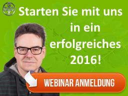 Webinar: Ihre Chance 2016