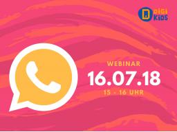 Webinar: Bei WhatsApp sein, oder Nichtsein?