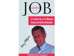 Webinar: (Neben-)Job-Casting - so finden Sie den für Sie passenden (Neben-) Job