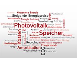 Webinar: Photovoltaik und Speicher