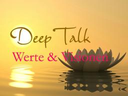 Webinar: Deep Talk: Werte und Visionen