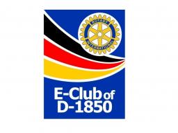 Webinar: Rotary E-Club of D-1850 - Vorstandssitzung mit DG