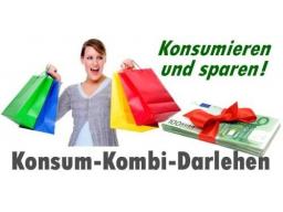 Webinar: Konsum-Kombi-Darlehen für Jedermann !