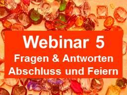 Webinar: Glaubenssatz-Challenge #5: Fragen & Antworten mit Wera Nägler