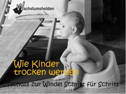 Webinar: Wie Kinder trocken werden