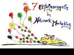 Webinar: 7-Erfolgsregeln im Network-Marketing