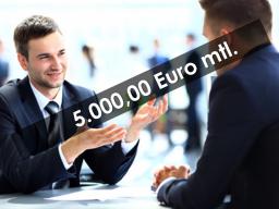 Webinar: 5.000,00 € mtl. durch Akquise FÜR Personalvermittler
