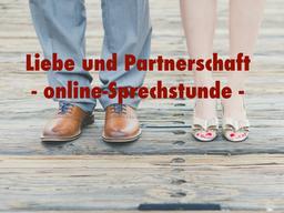Webinar: Liebe und Partnerschaft - Online-Sprechstunde