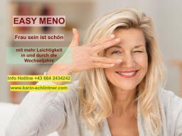 Webinar: EASY MENO INTRO - Älter werden wir später