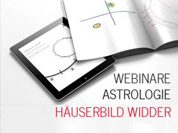 Webinar: Astrologie: Häuserbild Widder